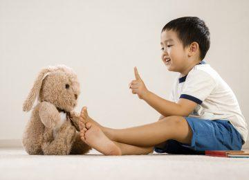 Fonologische stoornissen bij jonge kinderen